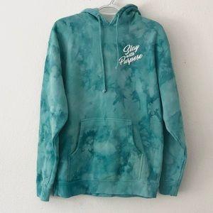 Independent hoodie sweater size Medium